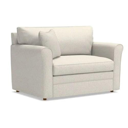 sleeper chair twin parson slip covers leah sleep
