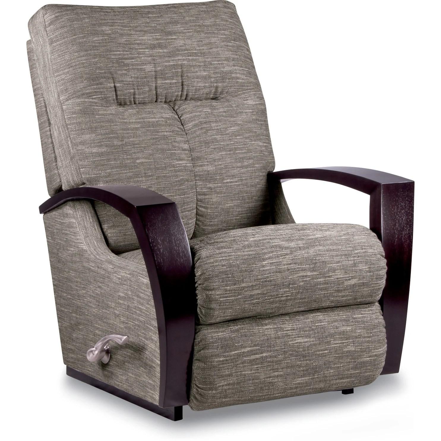 rocker and recliner chair walking for elderly leather swivel cinemo black