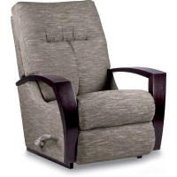 Leather Rocker Swivel Recliner. CINEMO BLACK LEATHER ...