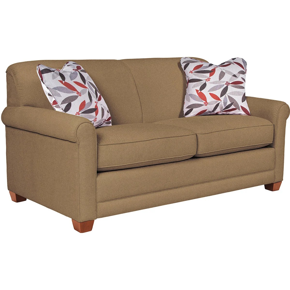 apartment size sectional sofa bed loveseat canada amanda premier