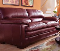 Leather Lazy Boy Sofa La Z Boy William 100 Leather Sofa ...