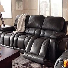 black and white leather sofas for sale plush archer sofa bed price greyson la-z-time® full reclining