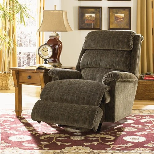 la z boy big man chair gingham dining room covers astor rocking recliner