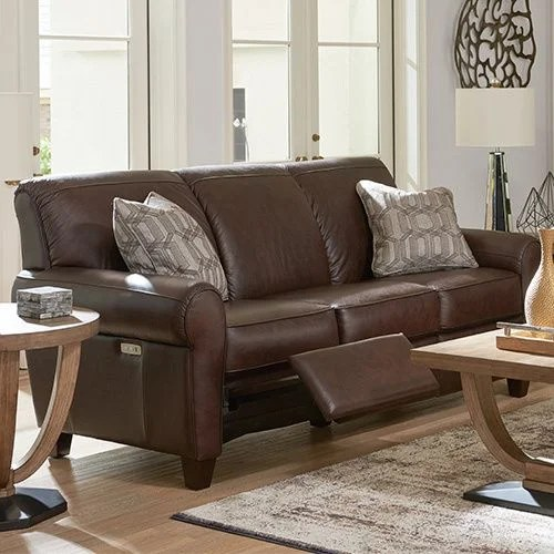lazy boy dual reclining sofa how to repair a ripped seam in leather bennett duo