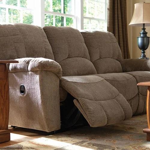 Hayes PowerRecline LaZTime Full Reclining Sofa