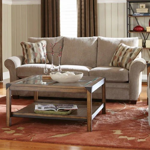 Brown Leather Couches Sale