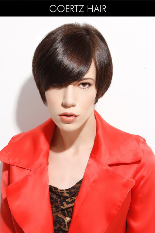 Multi Tonal Dark Brown Hair Color