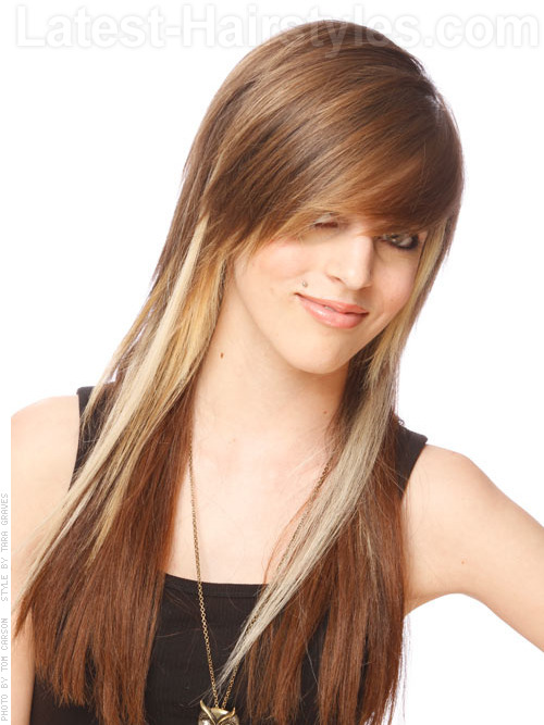 Hot Hair Alert 20 Hairstyles for Long Straight Hair