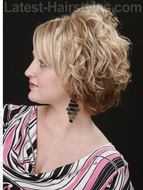 How To Get Stunning MediumLength Curly Hair For All Occasions