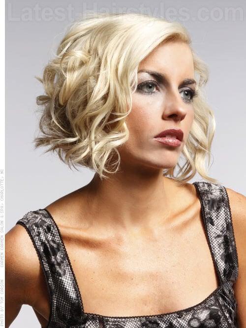 How To Get Stunning Medium Length Curly Hair