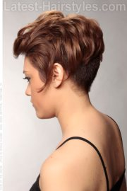 stylish and sexy short hairstyles