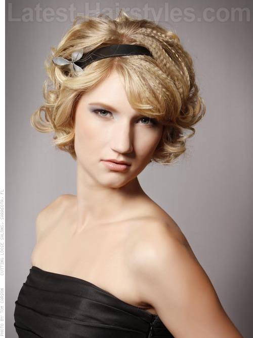 Prom Updos Pictures And How To's For The Best Prom Updos