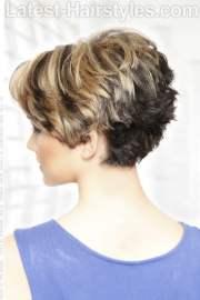 short hairstyles feminine