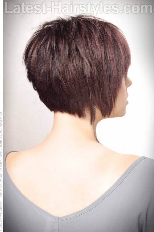 Top 25 Short Choppy Hairstyles & Haircuts For Women In 2017