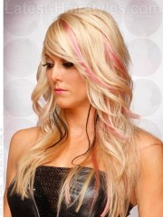 long hairstyles oval