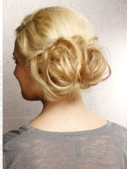 super easy prom hairstyles