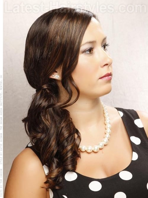 16 Super Easy Prom Hairstyles To Try
