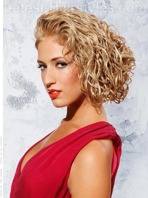 30 Curly Bob Hairstyles That Simply Rock Best Curly Bobs
