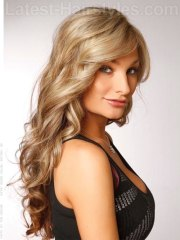hairstyles thick hair perfect