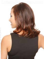 shape layered hair view