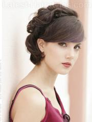 sexy hairstyles with side bangs