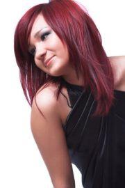 rich burgundy hair colors
