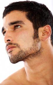 spectacular men hair color