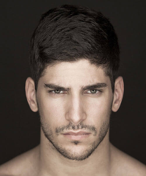 30 Gorgeous Men's Hairstyles For Thick Hair