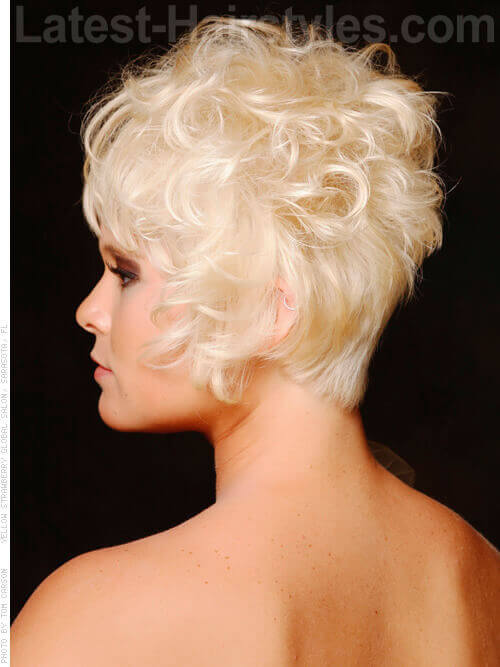 30 Cute Short Teased Hairstyles Hairstyles Ideas Walk
