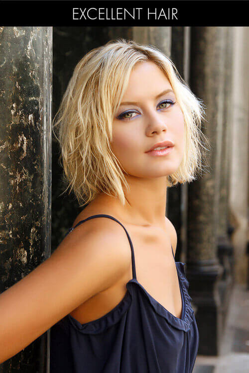 20 Timeless Short Hairstyles For Thin Hair