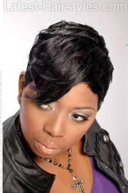 sexiest hairstyles black
