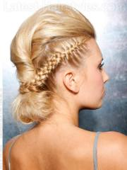 gorgeous braided updos