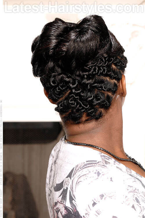 16 Beautiful Black Hairstyles That Are Perfect For Weddings