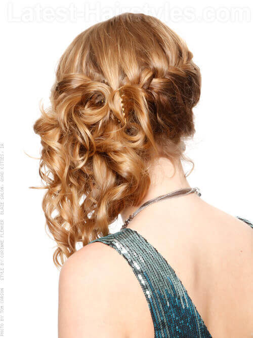 25 Cute Prom Hairstyles Guaranteed To Turn Heads