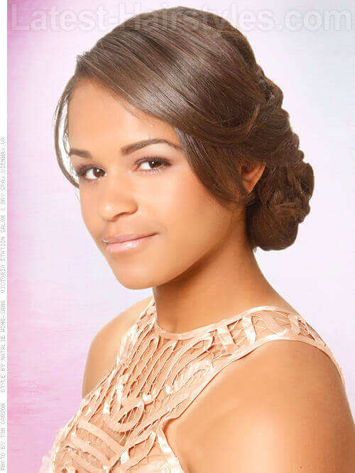 17 Amazing Prom Hairstyles For Black Girls And Young Women