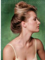 easy updos long hair trending