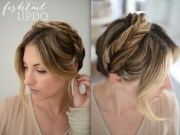 black tie approved trendy updos