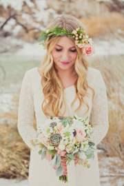 7 boho-inspired winter wedding