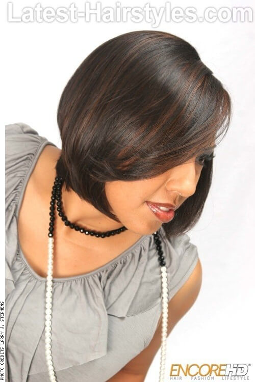 20 Fall Hairstyles For African American Brides