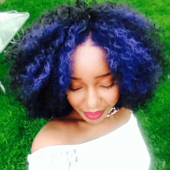 hair chalking natural hair 5 incredible ideas