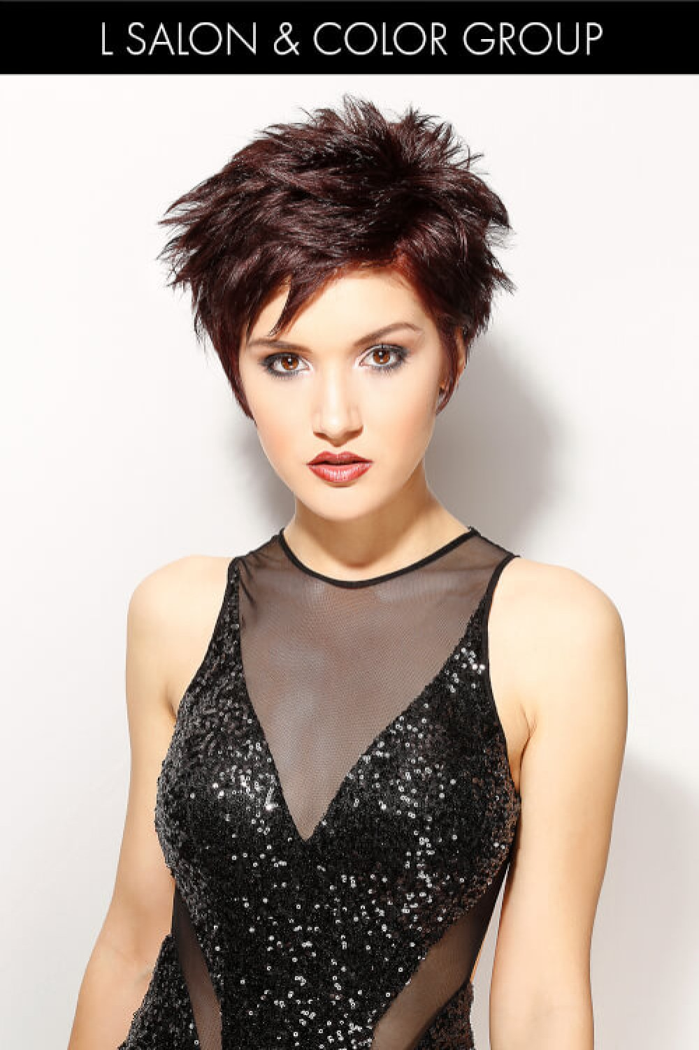 Short Hairstyle with Texture