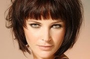 curly bob hairstyles simply