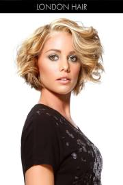 greatest wavy bob hairstyles