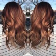 auburn hair color ideas in 2019
