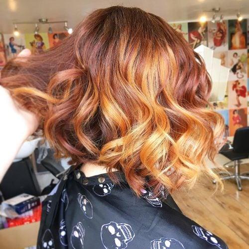 25 Best Auburn Hair Color Ideas For 2019 Dark Light