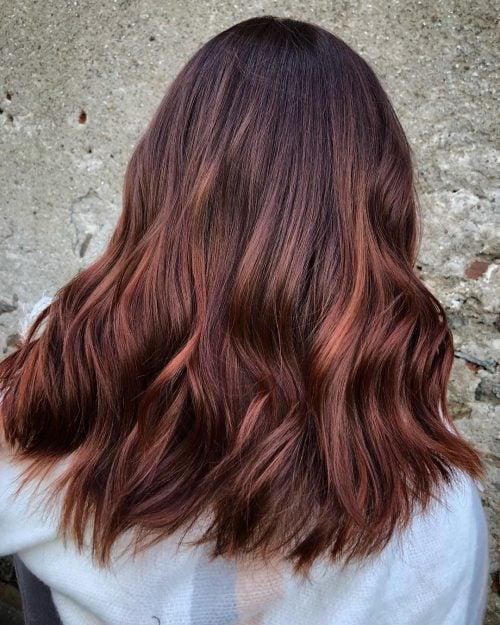 14 stunning chestnut brown