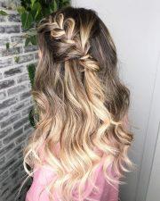 bohemian hairstyles trending