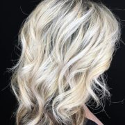 incredible silver hair color