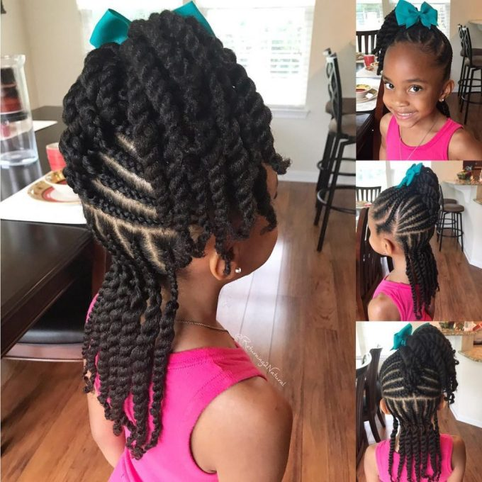 20 cutest black kids hairstyles you'll see in 2019