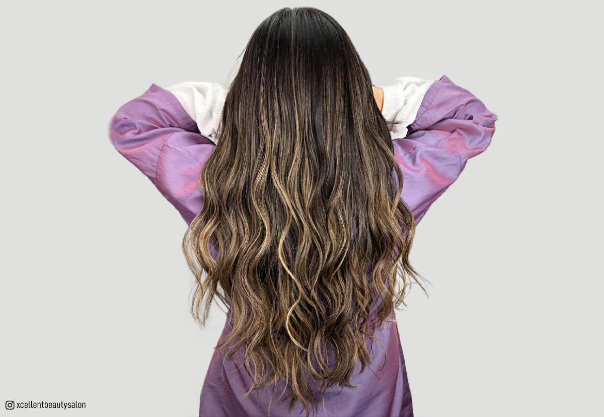 34 Sweetest Caramel Highlights on Light to Dark Brown Hair